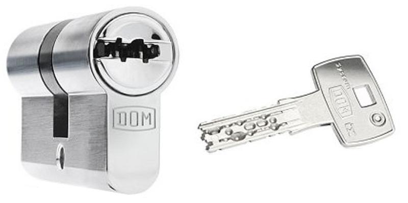 DOM ix SATURN veiligheidscilinder