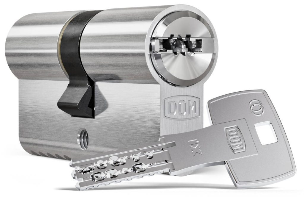 DOM ix TwinStar veiligheidscilinder SKG3