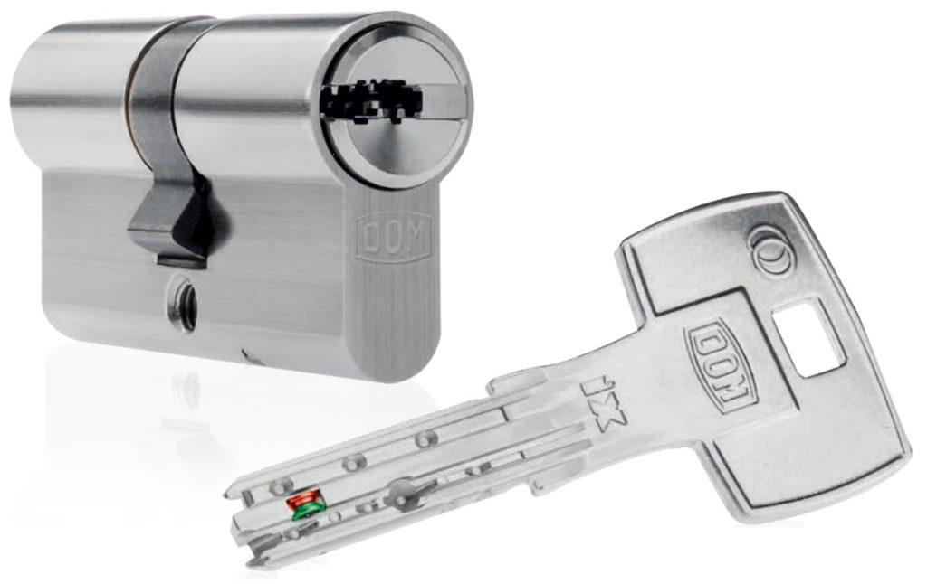 DOM ix TWIDO veiligheidscilinder